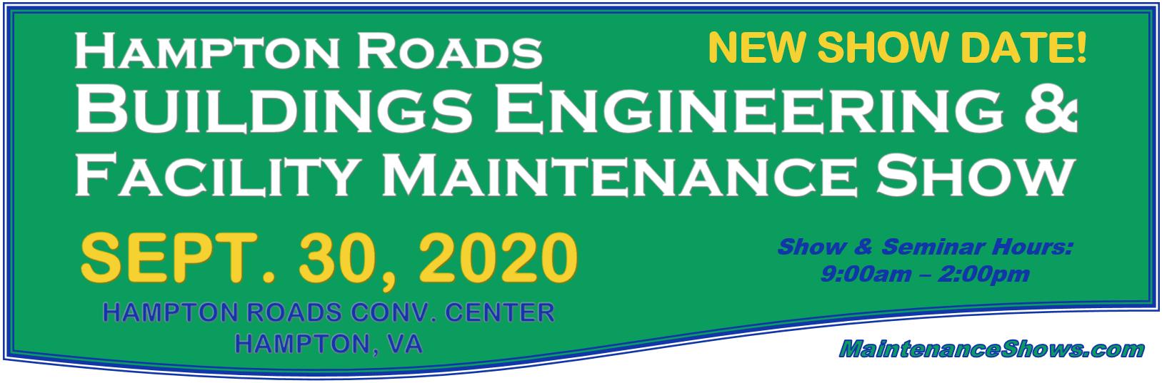 2020 Hampton Roads Buildings Engineering & Facility